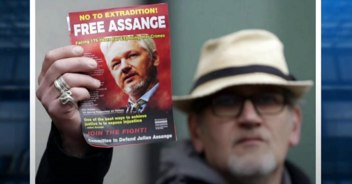 Assange reportedly claims Trump pardon offered for Russia hack denial