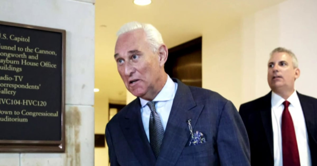 Judge decides not to delay Roger Stone's sentencing
