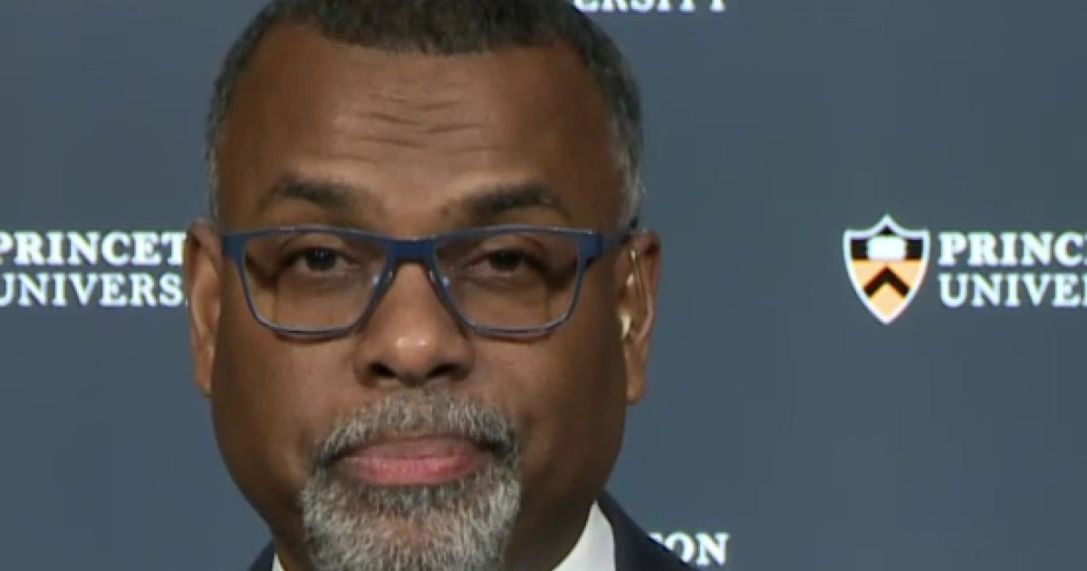 Eddie Glaude: 'Bloomberg will not be the savior of the Democratic party'