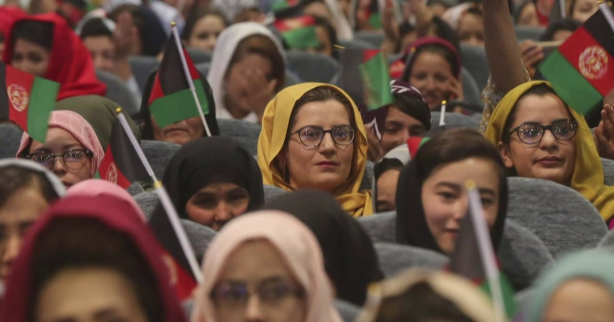 Hard-fought rights of Afghan women at risk as U.S.-Taliban deal offers no protections