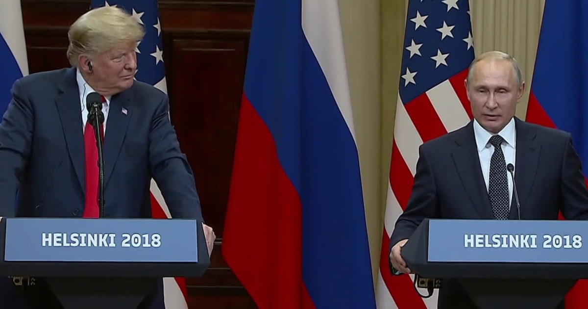 NYT Report: Russia is interfering in the 2020 election, Putin still favors Trump