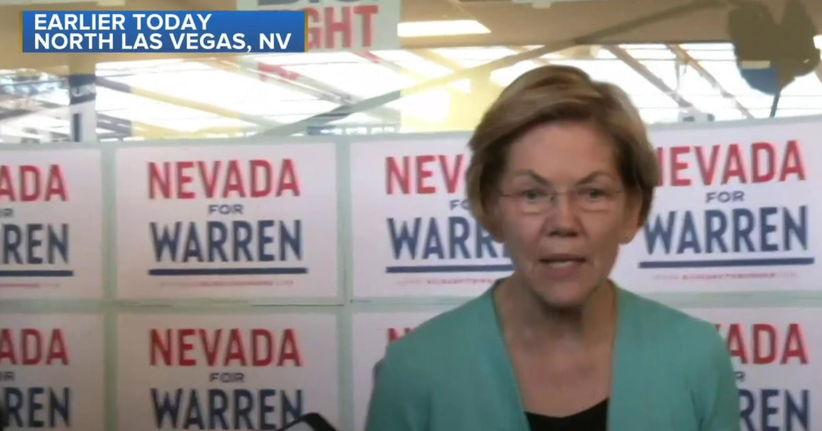 Warren on whether Sanders has released enough medical records: 'He just hasn't'