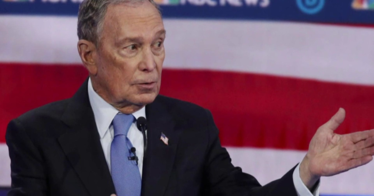 Bloomberg campaign surrogate on debate performance