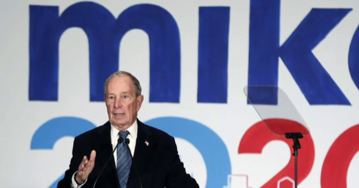 Bloomberg builds momentum despite controversies