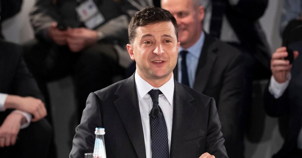 Zelenskiy holds out hope for White House meeting; wants to restart US-Ukraine relations