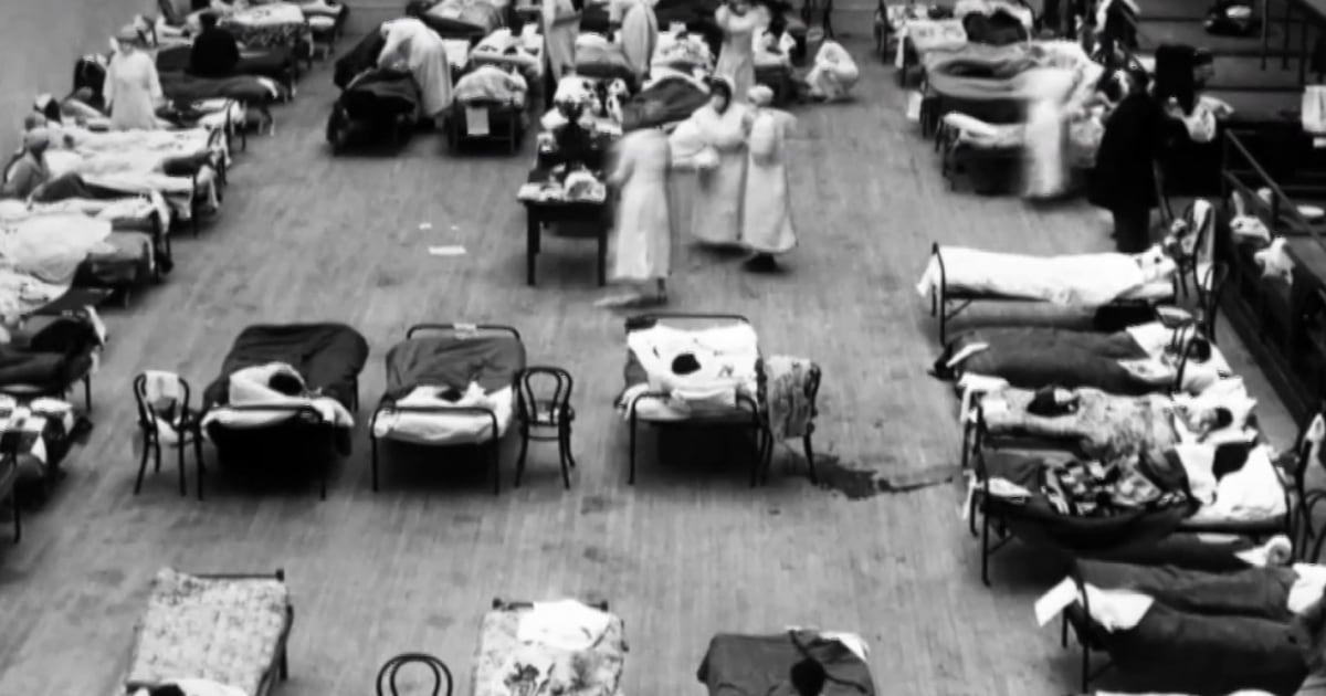 Woodrow Wilson lied about 'Spanish Flu,' likely helping it spread