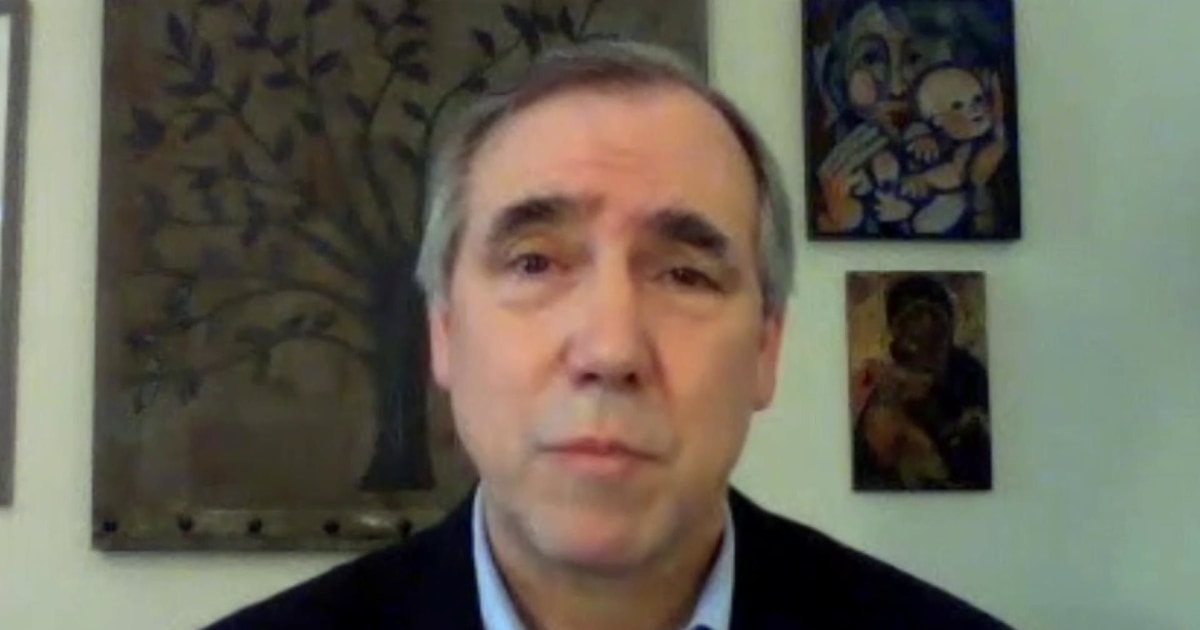 Sen. Merkley on 'cooperation' between Dems and White House