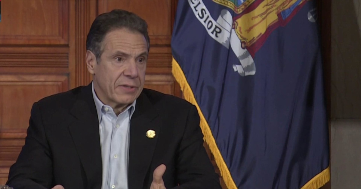 Cuomo announces New York is receiving new ventilators from Oregon and China