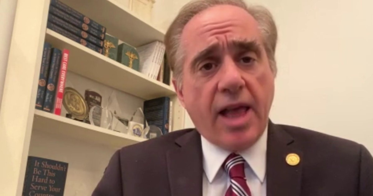 Fmr VA Secy: People who are brave don't last very long in Washington these days