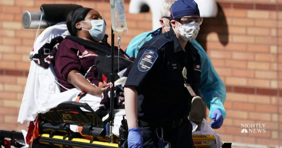U.S. set for difficult week as coronavirus death toll surpasses 10,000