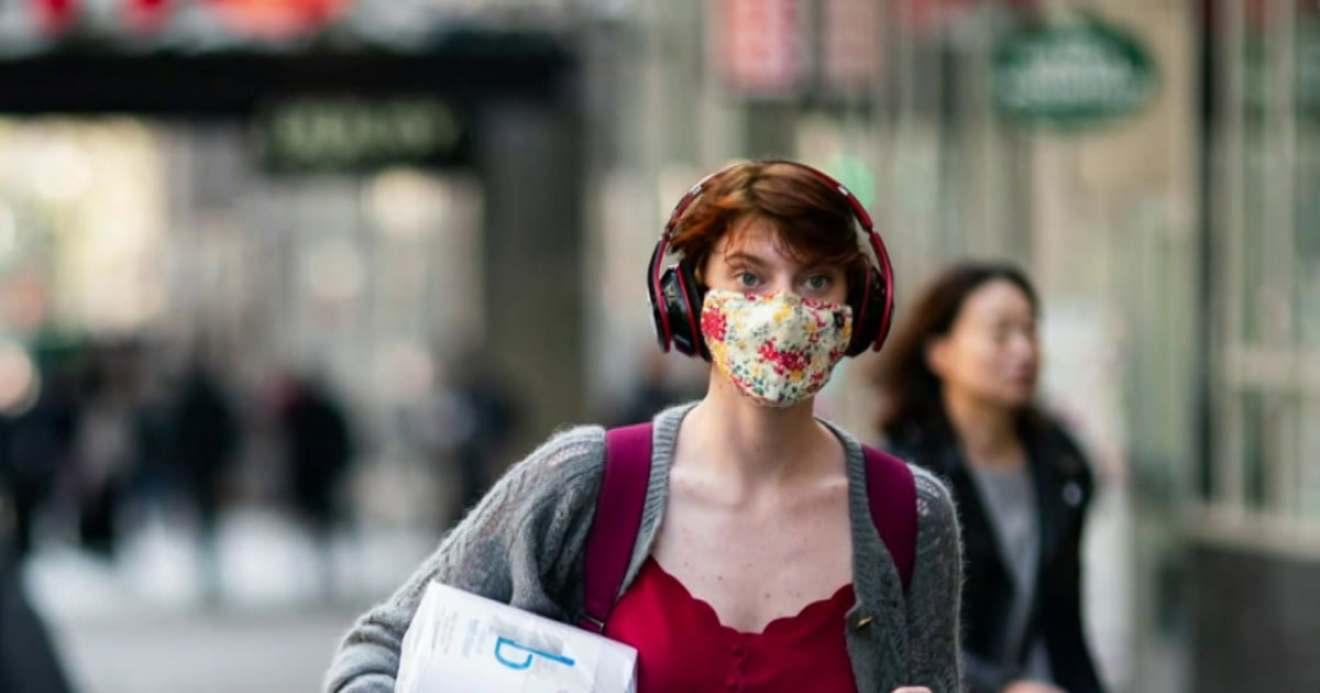 CDC recommends wearing cloth face coverings or masks: what you need to know