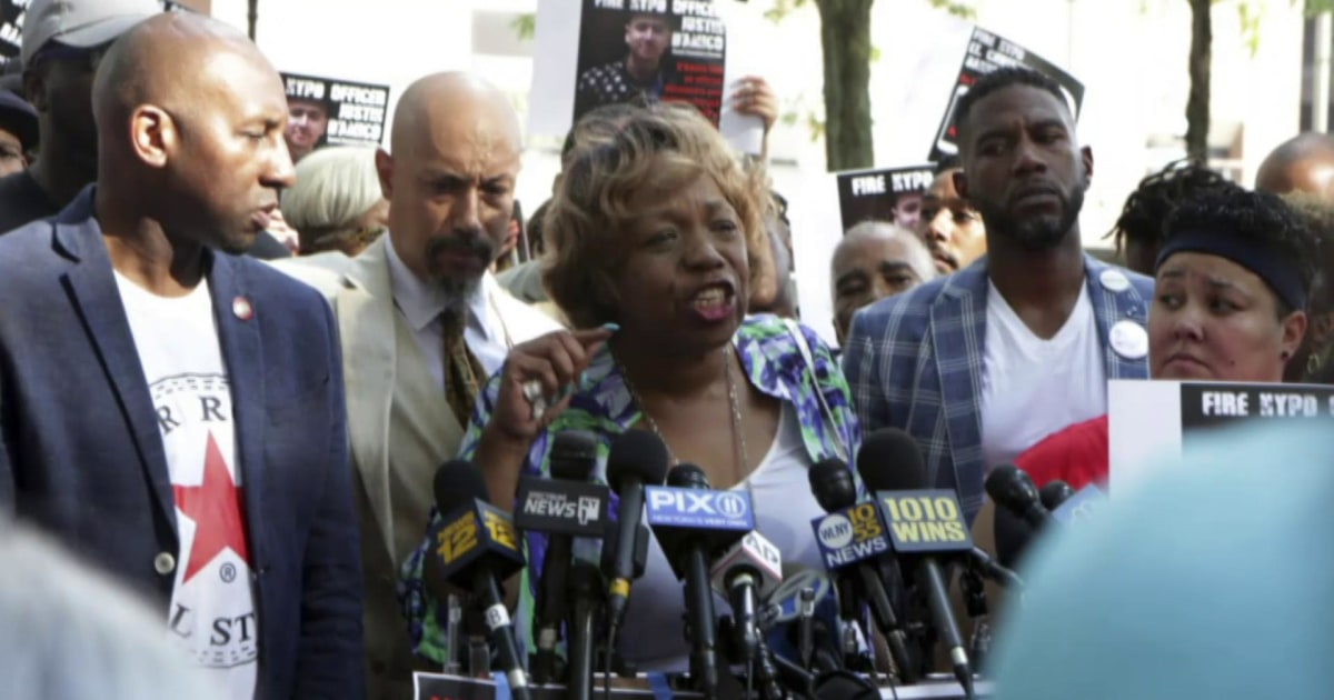 I can't breathe, again: Police fired and under investigation for black man's death