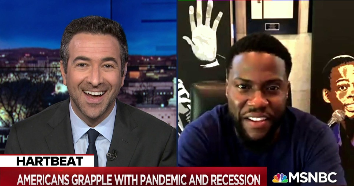 Facing racism in Trump era, Kevin Hart talks 'jogging while black,' comedy, COVID and 2020