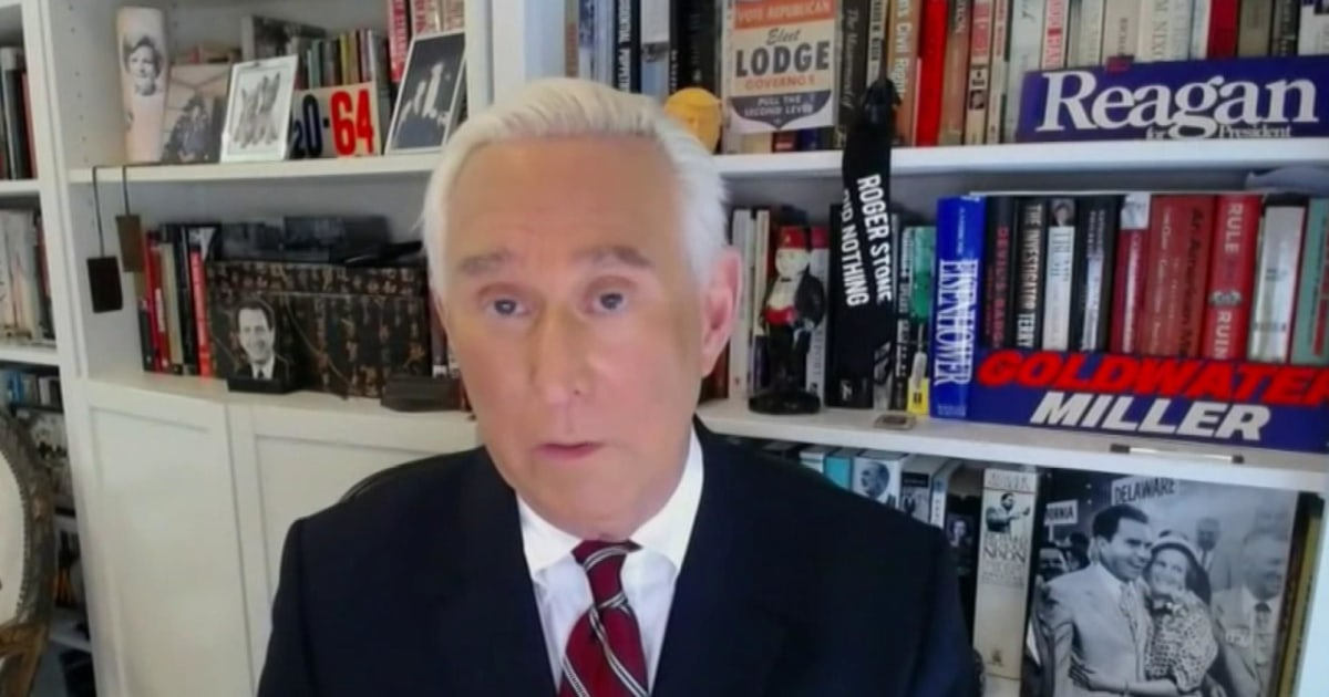 'Chutzpah': Trump's convicted adviser Roger Stone re-emerges before reporting to prison