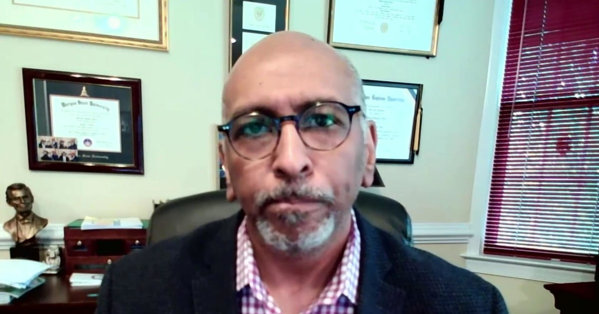 Michael Steele slams Trump calling Minneapolis protesters 'thugs' for expressing their anger