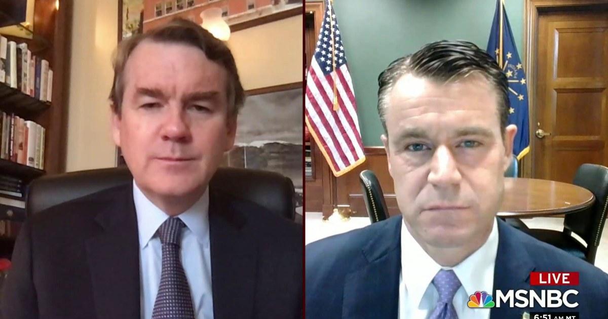 Bipartisan Senate duo has plan to help small businesses