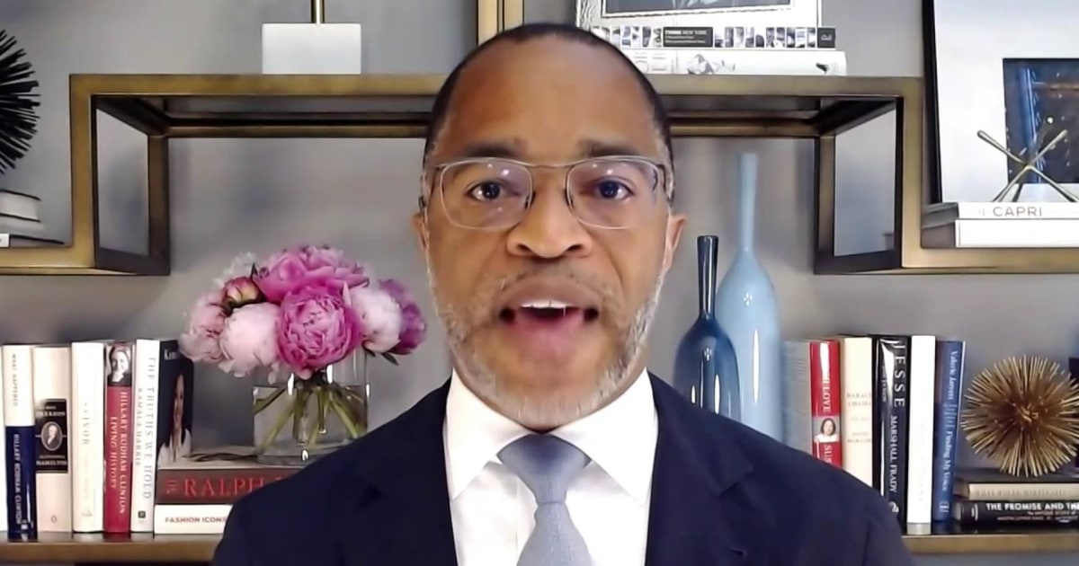 MSNBC analyst Capehart on black girl's viral police encounter
