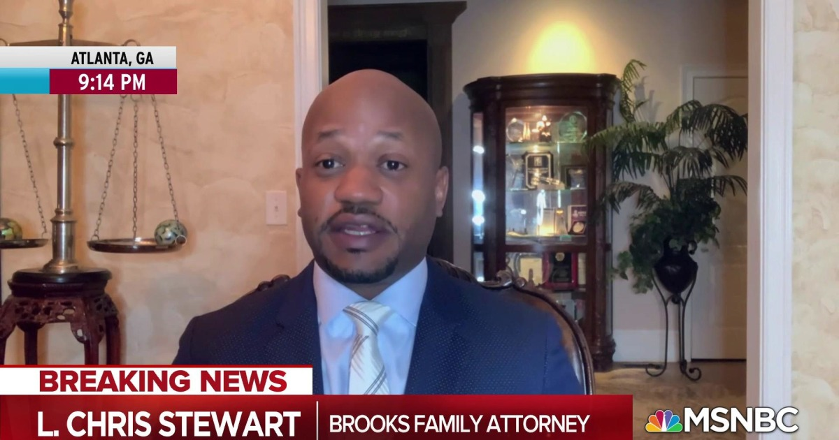 As Brooks family seeks justice, Atlanta police object...