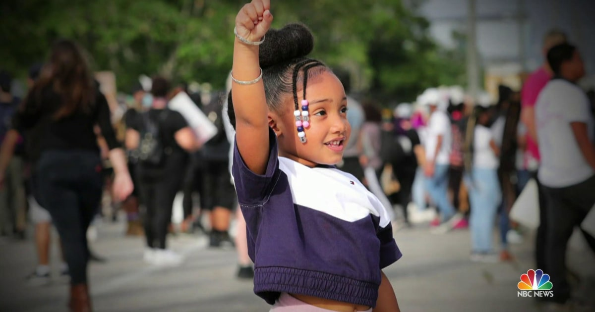 What kids have to say about the George Floyd protests