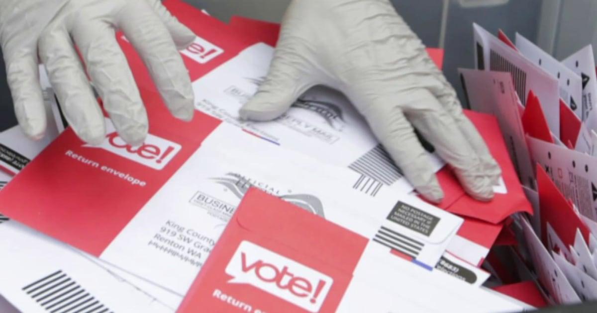 The Vote - cover
