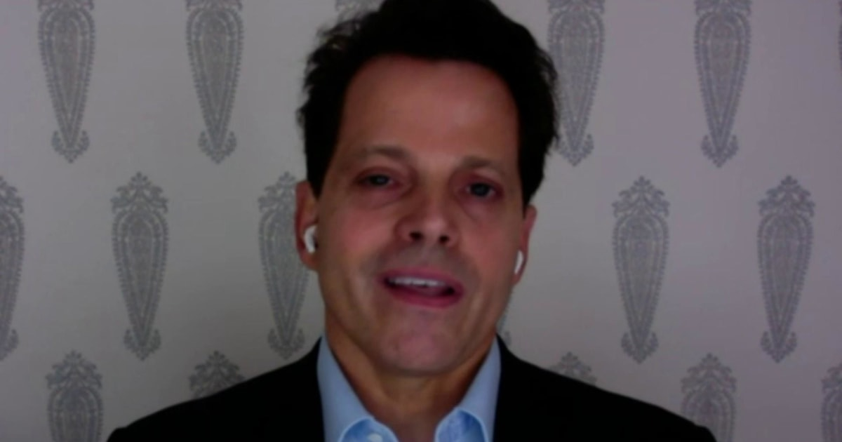 Scaramucci: You have to think like Trump to beat him