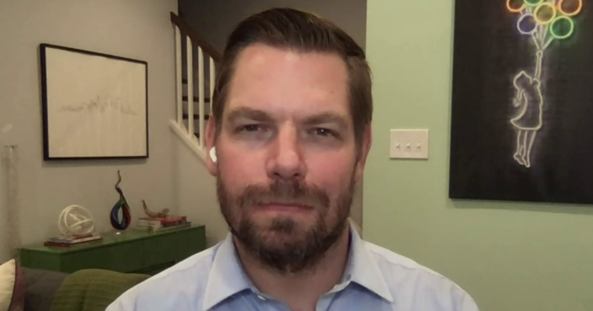 Rep. Eric Swalwell on Russian bounty reports: 'It's not a hoax'