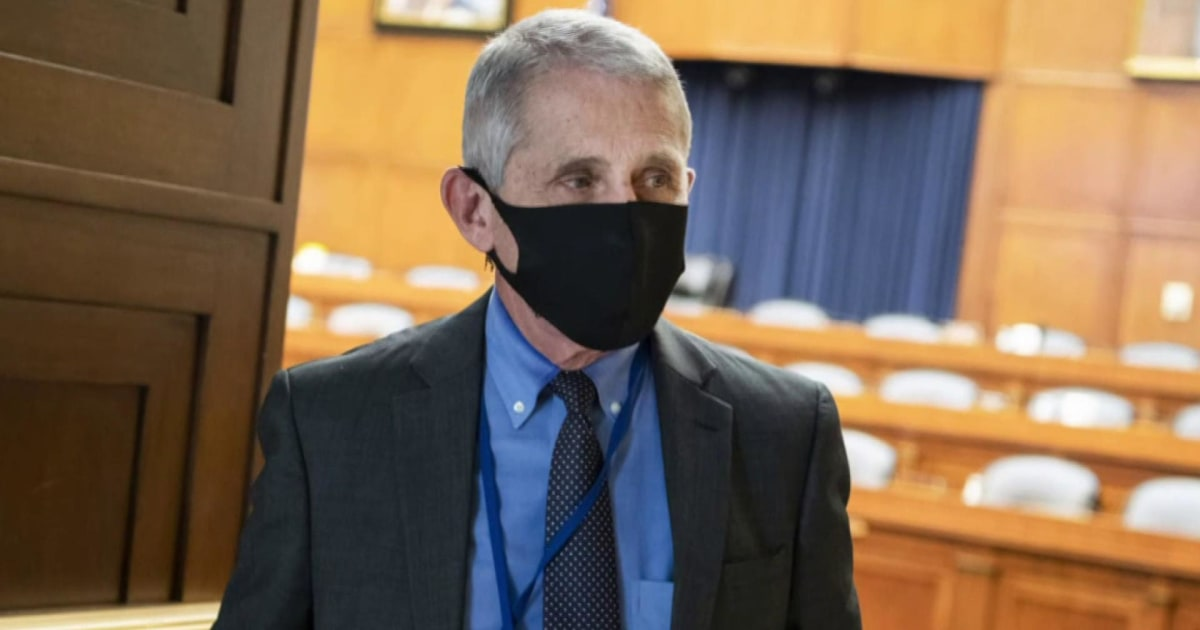 White House works to discredit Dr. Fauci as coronavirus surges in U.S.