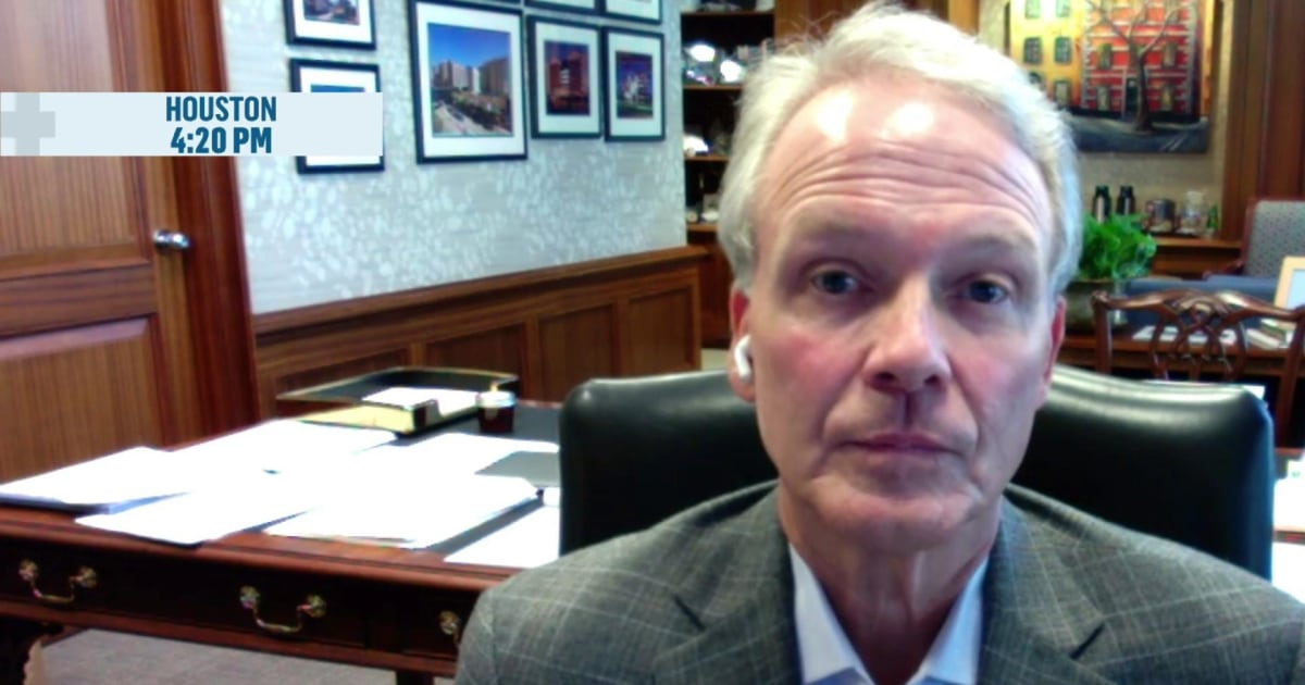 President of Houston Methodist Hospital on mask order: I applaud the decision