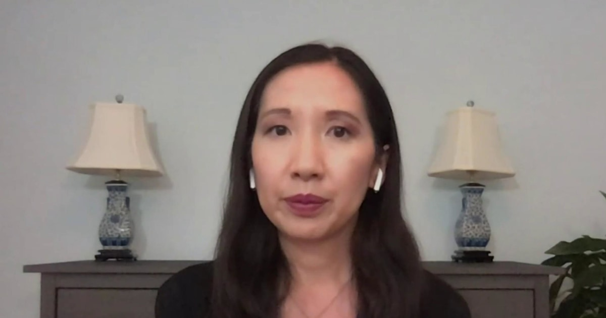 Dr. Leana Wen on the coronavirus surging: 'There is no role for politics here'
