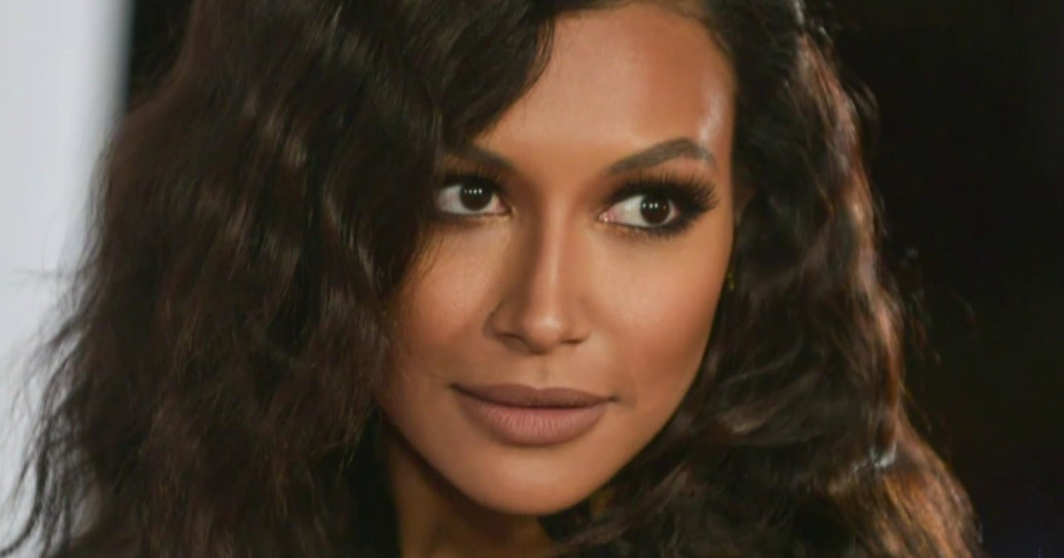Glee Star Naya Rivera Feared Dead After Lake Trip Disappearance Flipboard