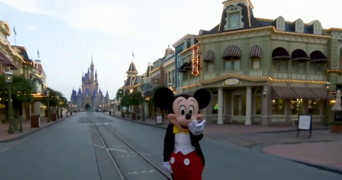 Disney World reopens amid coronavirus surge in Florida