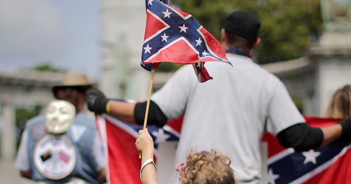 Combating white nationalism in the classroom