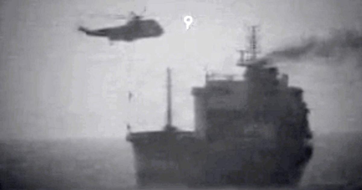 www.nbcnews.com: Video shows Iranian commados seizing oil tanker: U.S. military
