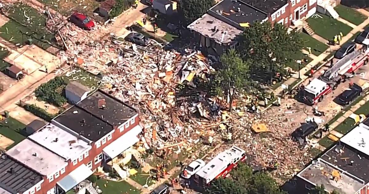 baltimore explosion - photo #2