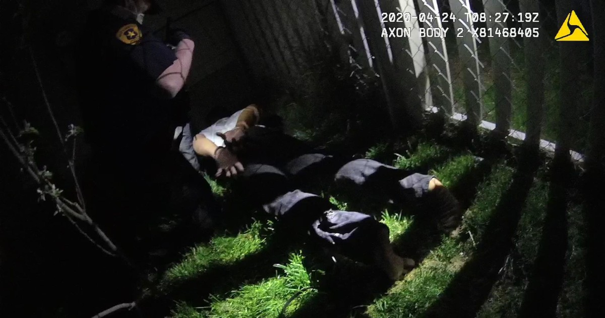Salt Lake police suspend K9 program after video shows dog biting Black man with his hands up