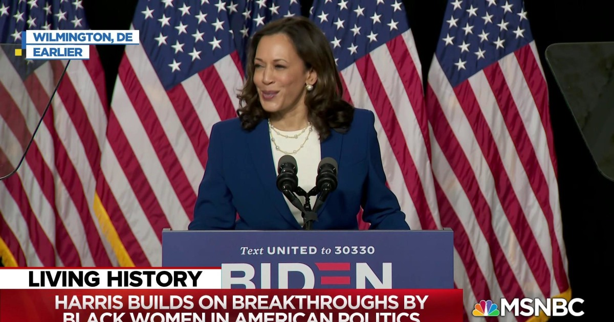 Trump re-election complicated by historic Harris pick
