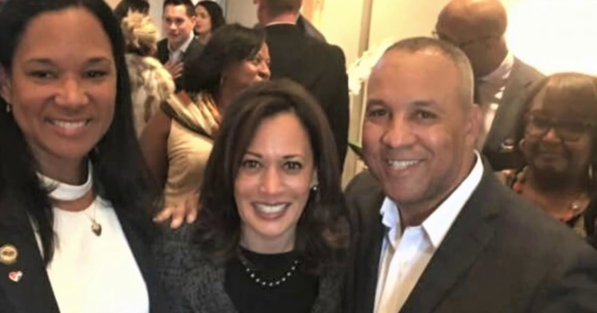 Kamala Harris' sorority sister on her path to major party ticket