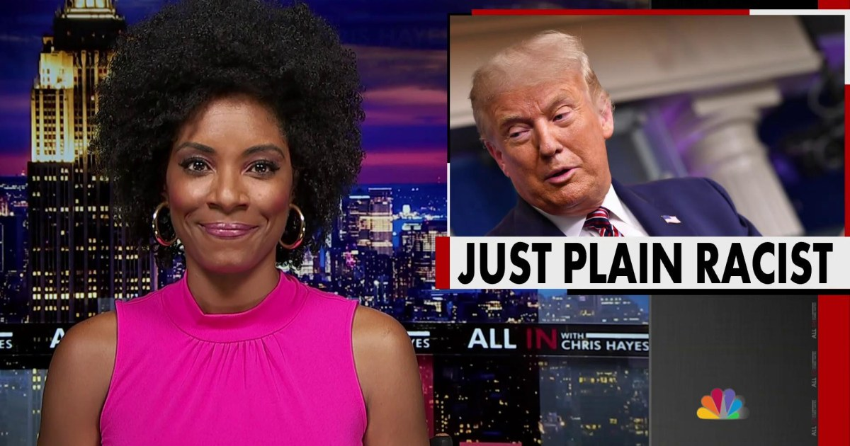 Zerlina: Let's call 'birtherism' what it is—racism