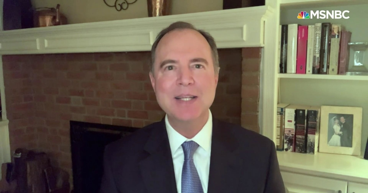 'No tactic beneath him': Schiff reacts to Jared Kushner meeting with Kanye