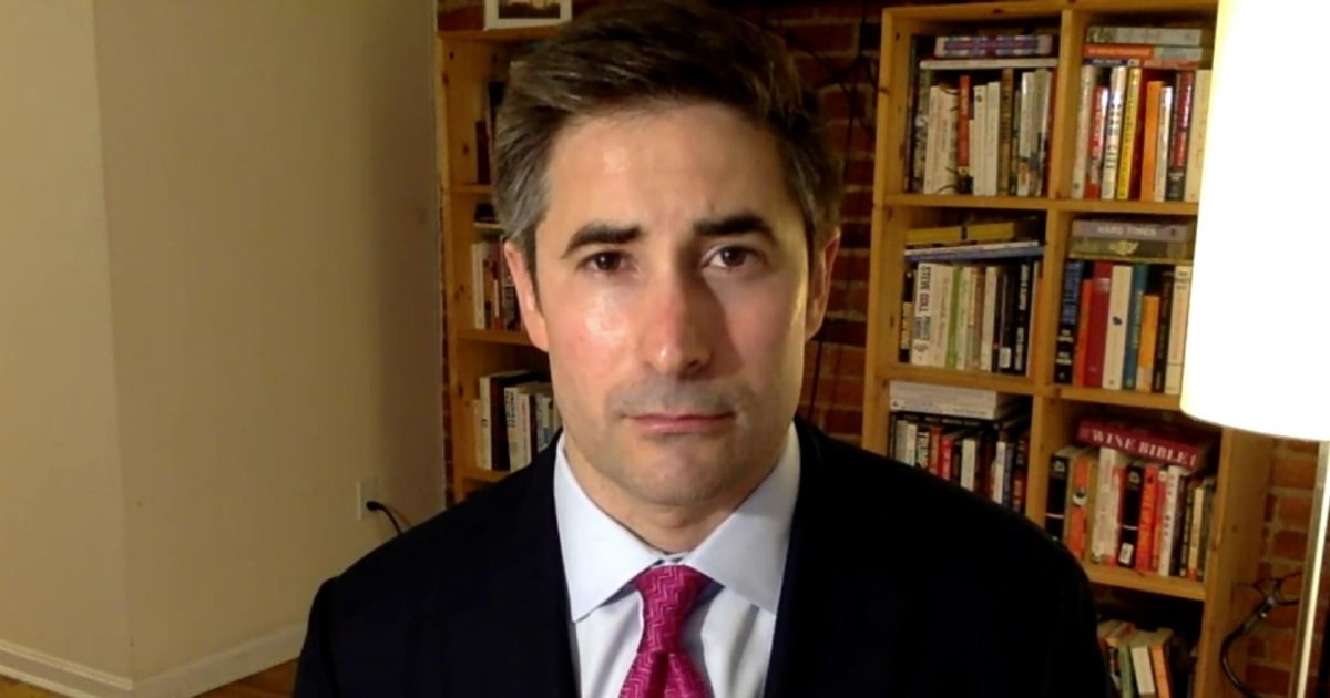 Jonathan Swan: Trump is not confronting reality about coronavirus