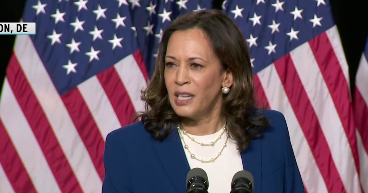 Biden campaign vetting of Kamala Harris 'incredibly thorough'