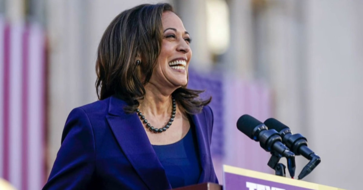 McCaskill on Sen. Harris: 'Her career shows that she has what it takes' to be Vice President