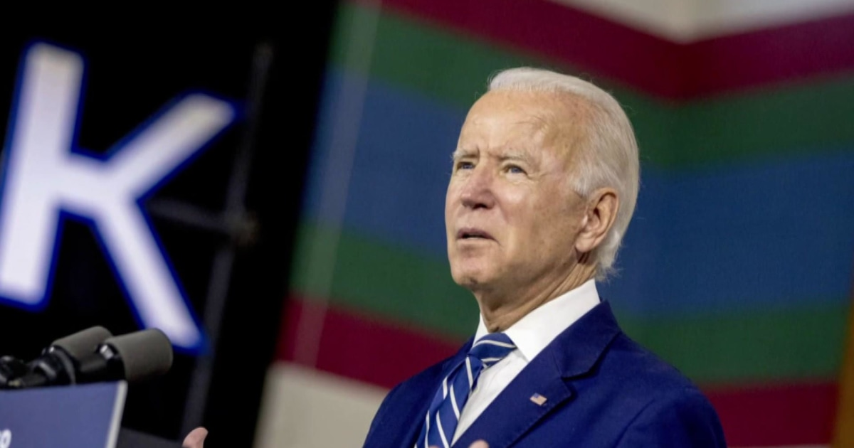 Office of Director of National Intelligence: Russia doesn't want Biden to win 2020 election