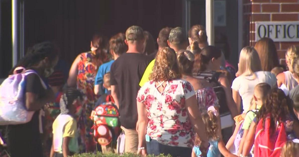 Spike In Coronavirus Among Children Causes Concern As Schools Reopen