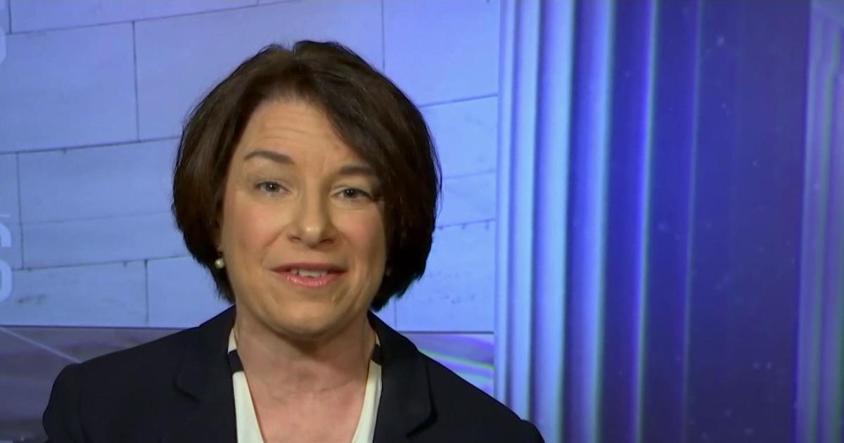 Klobuchar: GOP should follow their own 'precedent'