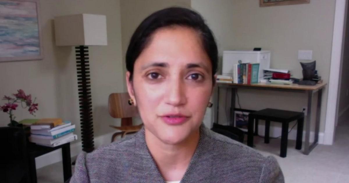 Kavita Patel: I`ve never seen anything like this