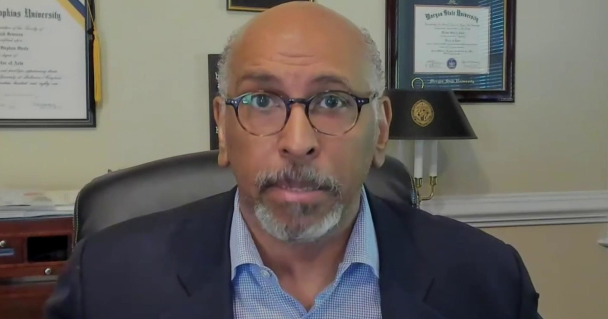 """Michael Steele: You have to look at the next 45 days as an """"exercise of war gaming'"""