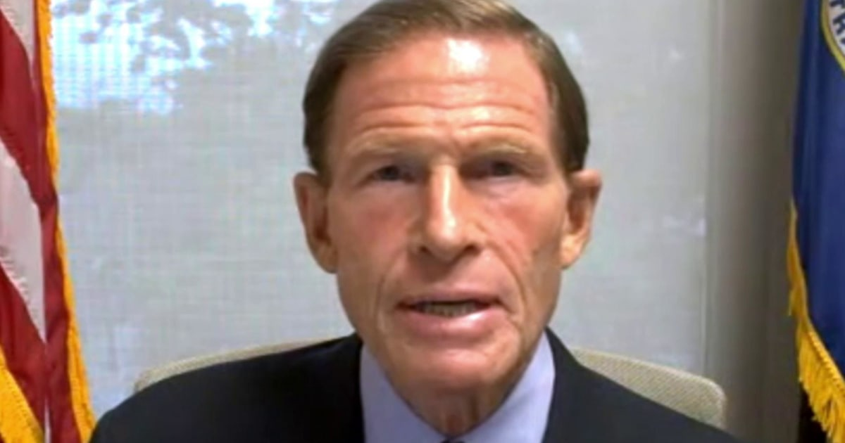 Sen. Blumenthal: I refuse to treat Barrett nomination as fair