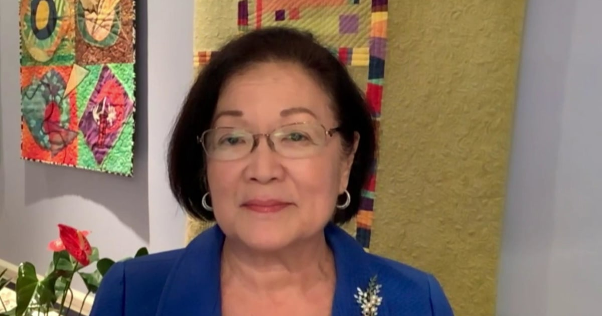 Sen. Hirono: Health coverage of millions of Americans on the line