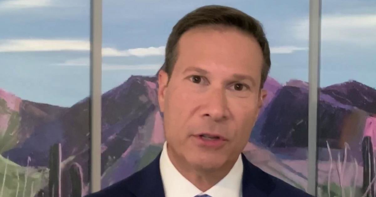 Figliuzzi: High-ranking officials are 'regurgitating Russian propaganda to the detriment of our democracy and institutions'